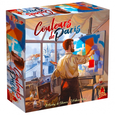 Supermeeple Couleurs de Paris (French Version)
