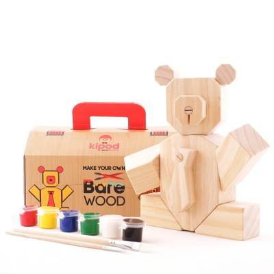 Kipod Bare Wood