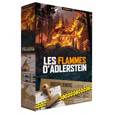 Origames - Les Flammes d'Adlerstein