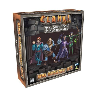 Origames - Clank ! - Legacy - Acquisitions Incorporated -...