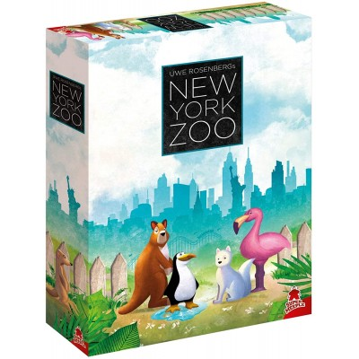 Super Meeple - New York Zoo (French Version)