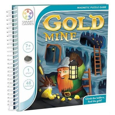 Smart Games - Magnetic Travel - En Quête de Pépites (Gold...