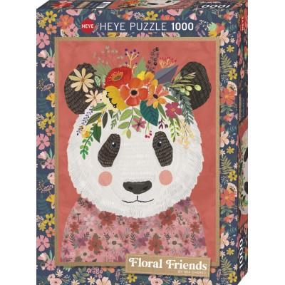 HEYE - Cuddly Panda - Floral Friends