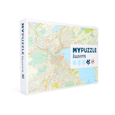 Helvetiq - MyPuzzle Lucerne
