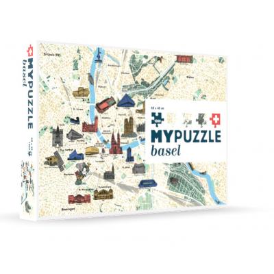 Helvetiq - MyPuzzle Basel