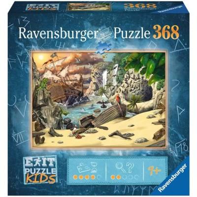 Ravensburger - Escape Puzzle Kids Pirate Adventure