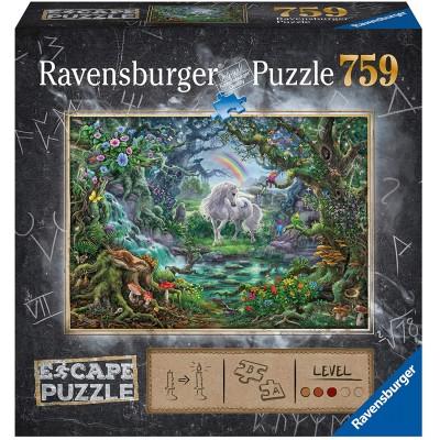 Ravensburger - Escape Puzzle Unicorn