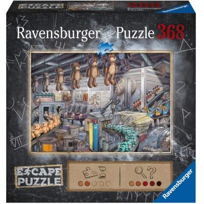 Ravensburger - Escape Puzzle Toy Factory