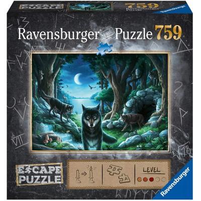 Ravensburger - Escape Puzzle Wolf Stories