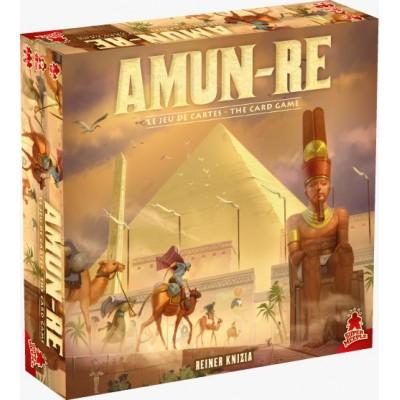 Supermeeple Amun-Re - card game