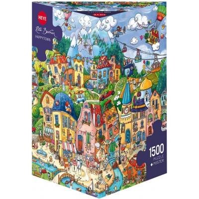 HEYE - Puzzle Happytown 1500