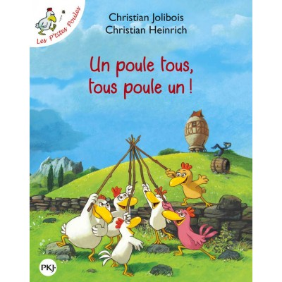 Les P'tites Poules - Un poule tous, tous poule un ! (FR)