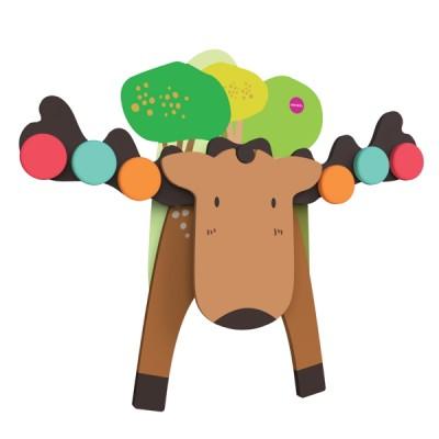 Oribel Vertiplay Goofy Moose jeu d'équilibre