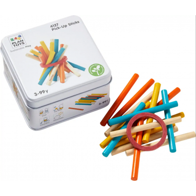 Plan Toys Mini Pick-Up Sticks
