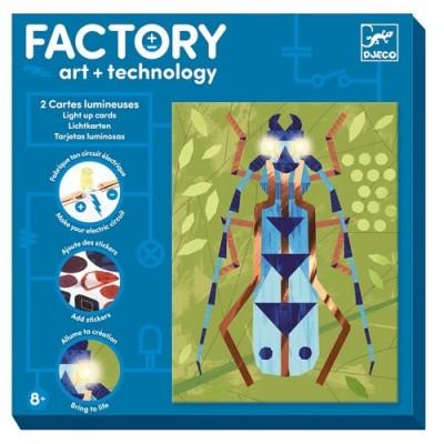 Djeco - Factory Insectarium