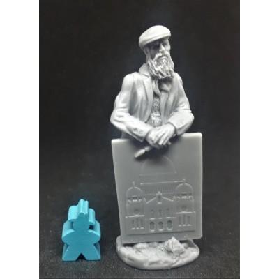 Supermeeple Couleurs de Paris, Figurine spéciale 1er joueur