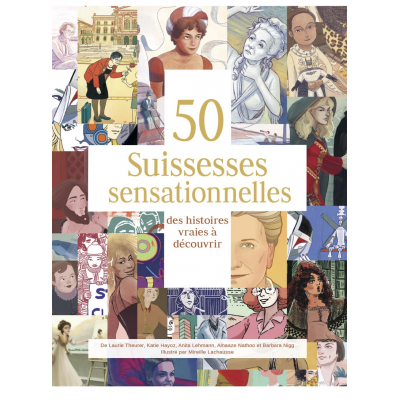 Bergli - 50 Suissesses sensationnelles des histoires...