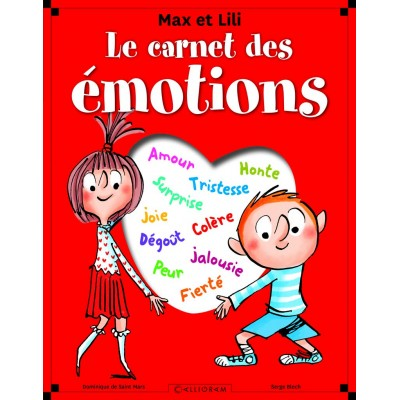 Calligram - Le carnet des émotions Max et Lili