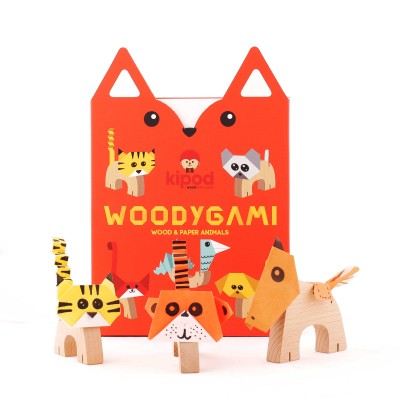 Kipod WoodyGami