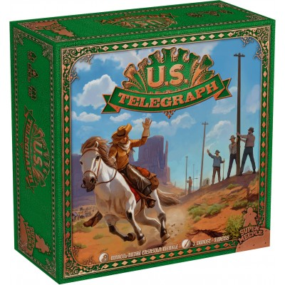 Supermeeple US Telegraph (French version)