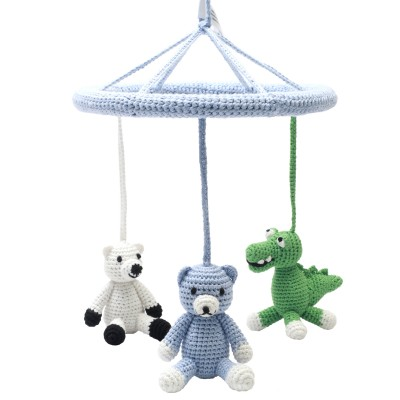 NatureZOO Mobile - Crocodile, Polarbear and Bear
