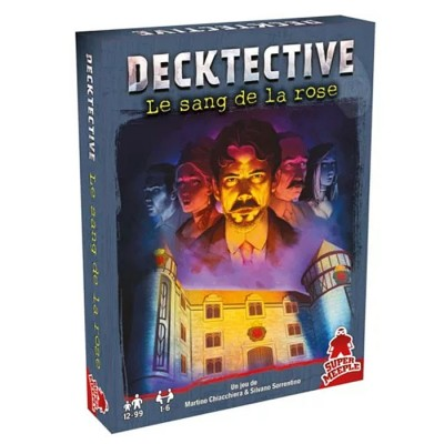 dV Giochi Decktective - The blood of the rose