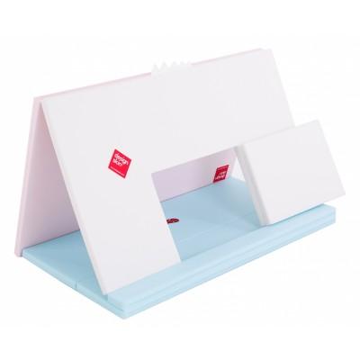 Designskin HOUSE Tapis de jeu blanc