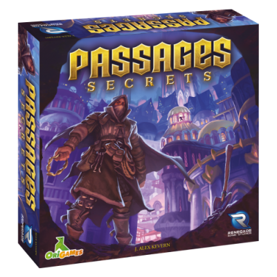 Renegade Secret Passages