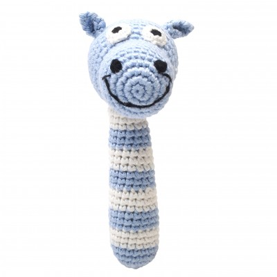 NatureZOO Rattle stick - Mr. Camel