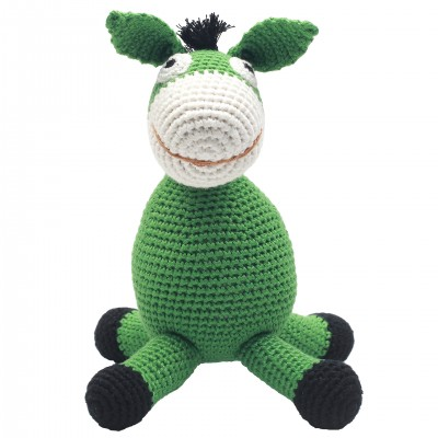 NatureZOO Teddy Bear - Mr. Donkey