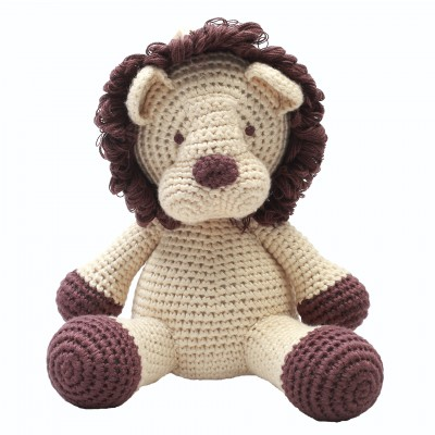 NatureZOO Teddy Bear - Mademoiselle Lion