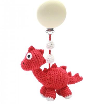 NatureZOO mobile pour poussette - Madame Dinosaure