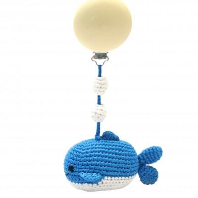 NatureZOO mobile pour poussette - Monsieur Baleine
