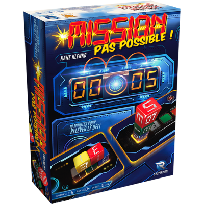 Renegade Mission pas possible