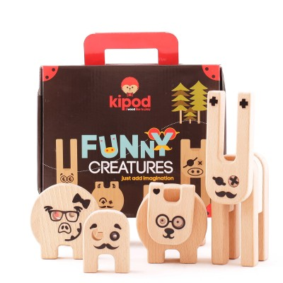 Kipod Funny Creatures