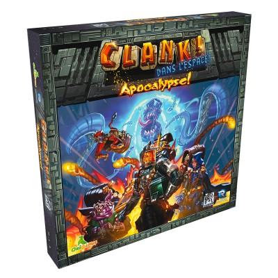 Renegade Clank! Dans l'espace - Apocalypse