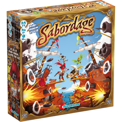 Origames Sabordage (French version)