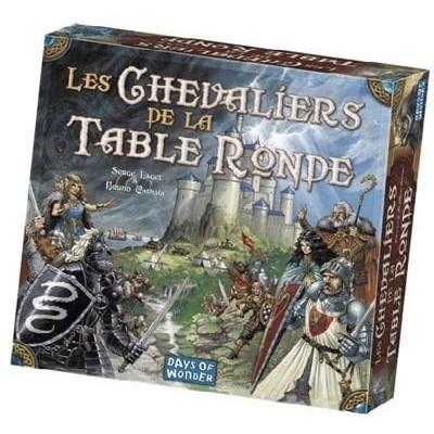 Days of Wonder Chevaliers de la Table Ronde (French version)