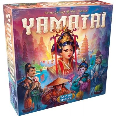 Days of Wonder Yamatai (French version)