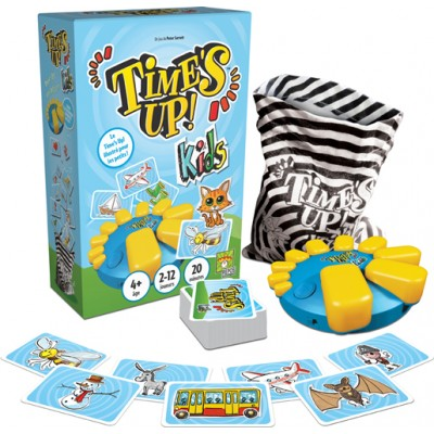 Repos Production Time's Up Kids 1 avec buzzer (French...