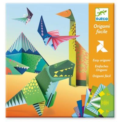 Djeco Origami Dinosaures