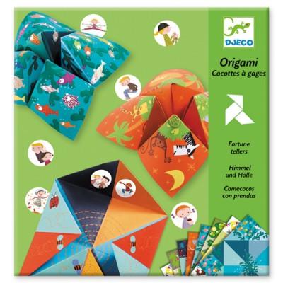 Djeco Origami Cocottes à gogo