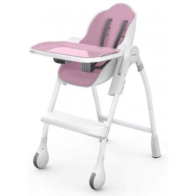 Oribel Cocoon High Chair - Chaise Rose Meringue