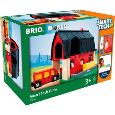 BRIO Smart Tech Barn