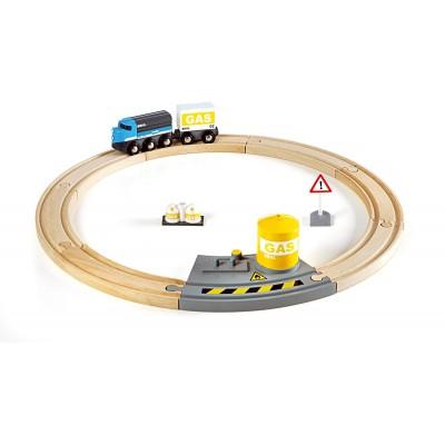 BRIO Freight train circle