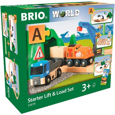 BRIO Freight Train Starter Set