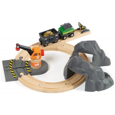 BRIO Gold Mountain Set