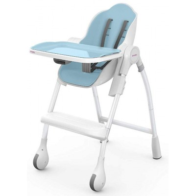 Oribel Cocoon High Chair - Blueberry Marshmallow