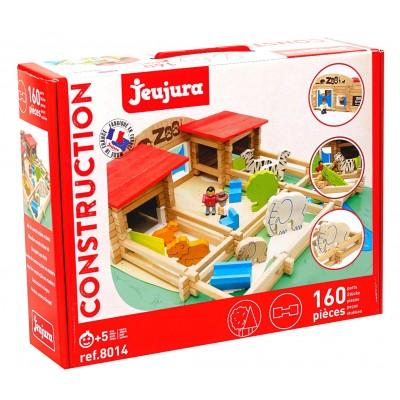Jeujura Le zoo 160 pièces